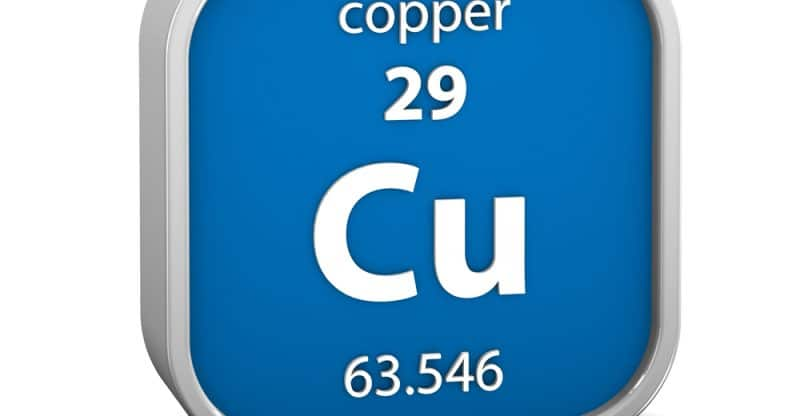 Copper health benefits