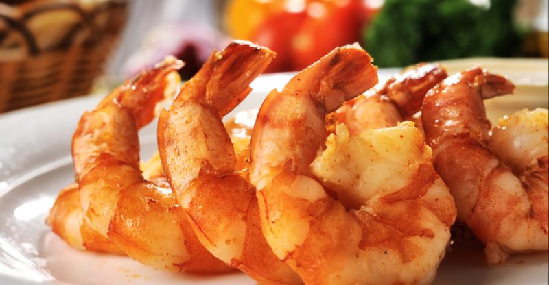 Shrimp health benefits