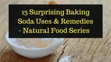 Baking Soda benefits