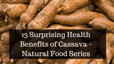 Cassava health benefits