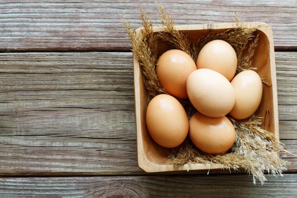 Benefícios para saúde impressionantes dos ovos