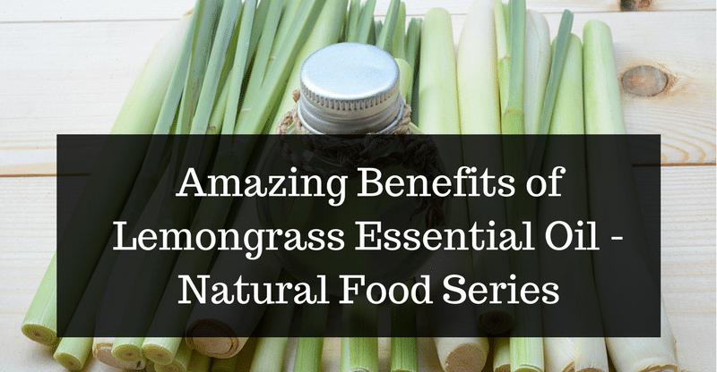 Lemongrass oil essential