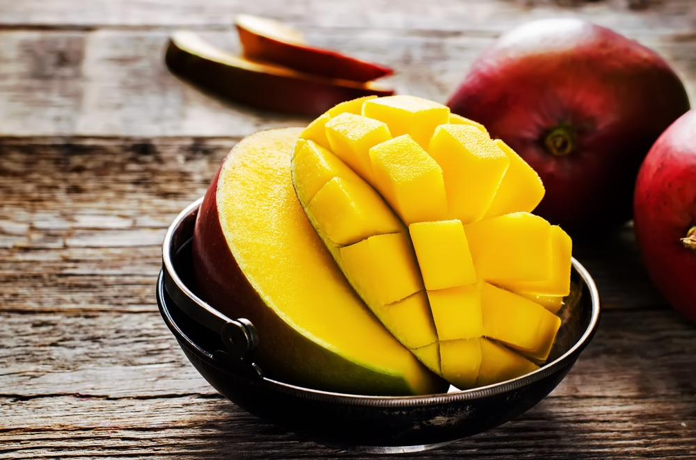 Mangos health benefits