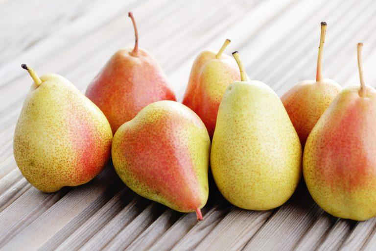 pears health benefits