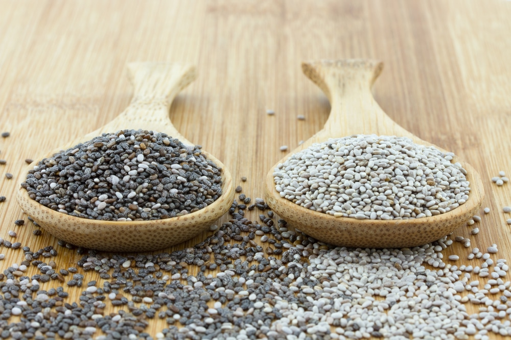 Benefícios para saúde surpreendentes das sementes de Chia