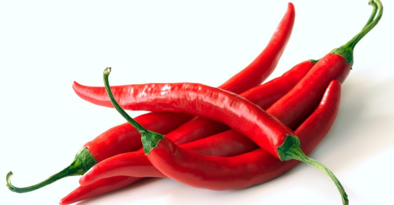 12 Amazing Health Benefits of Chili Pepper - Natural Food ...