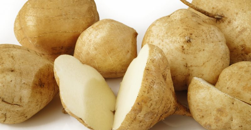 Jicama health benefits