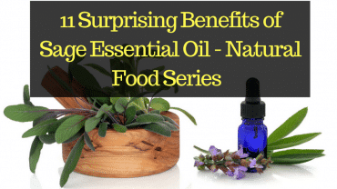 Sage Essential Oil benefits
