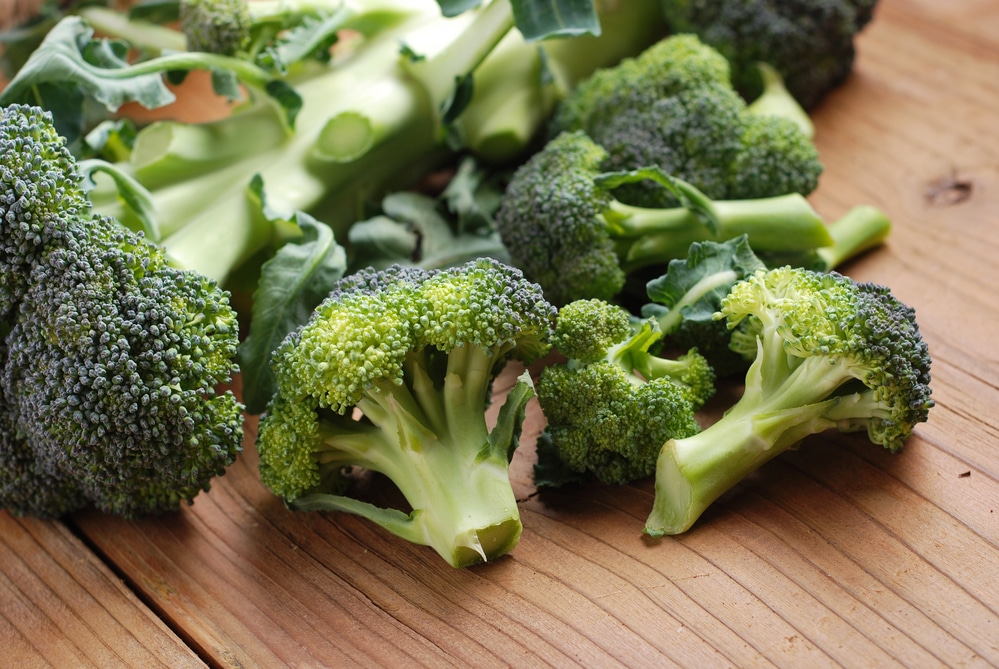 Broccoli health benefits