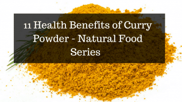 Benefits of Curry Powder