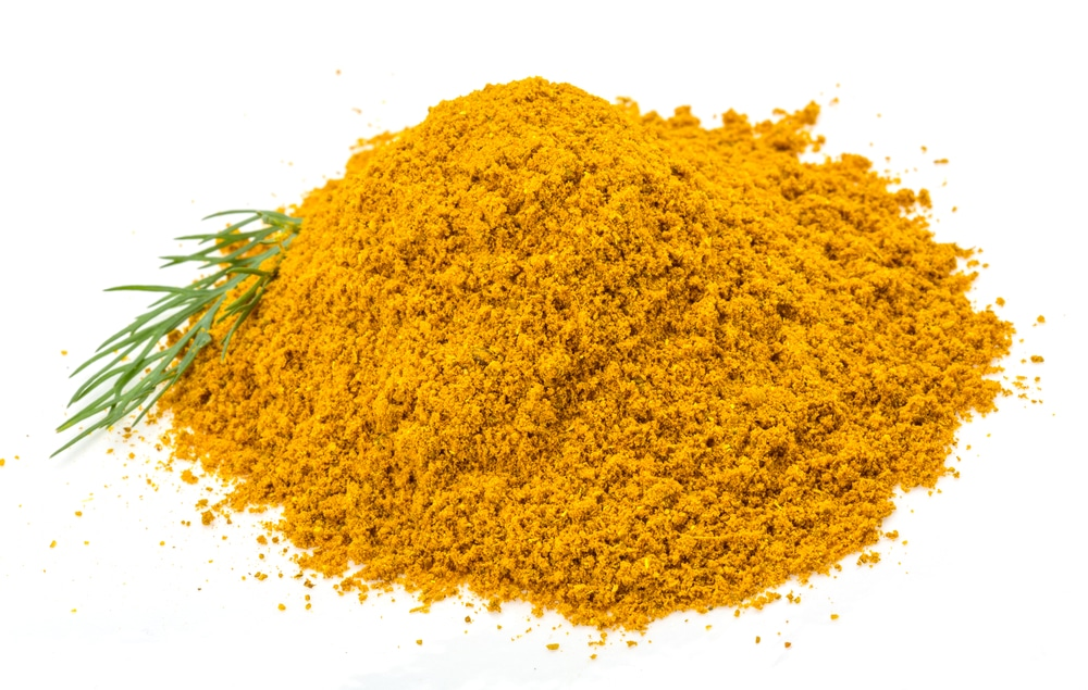 Curry Powder health benefits