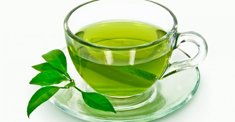 Green Tea for Granuloma Annulare Herbal Treatment
