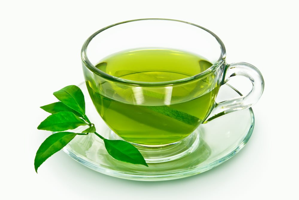 Black Coffee And Green Tea Diet