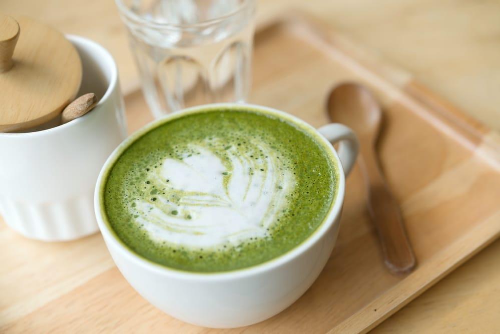 Benefícios surpreendentes para a saúde do chá Matcha