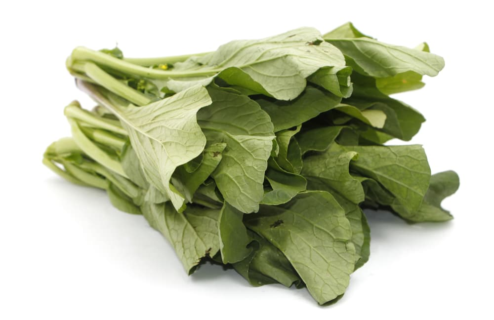 11 Amazing Health Benefits of Mustard Greens