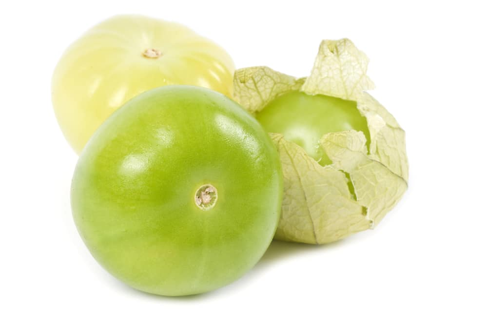 Tomatillos health benefits
