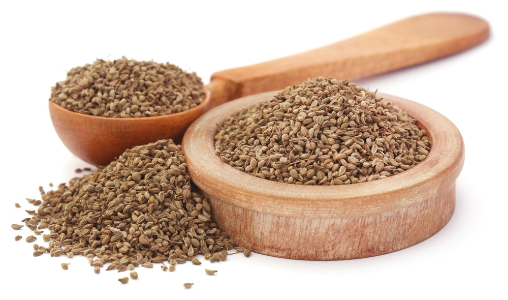 Carom Seeds (Ajwain) health benefits