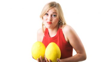 how to grow breast naturally at home