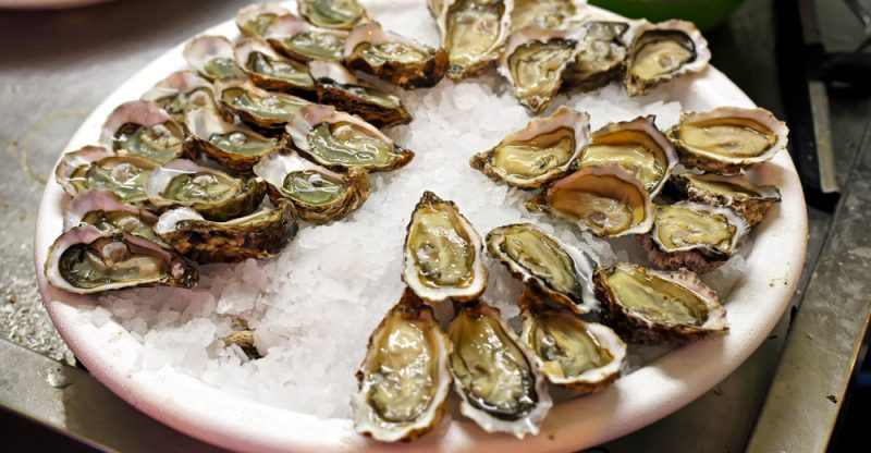 Oysters health benefits