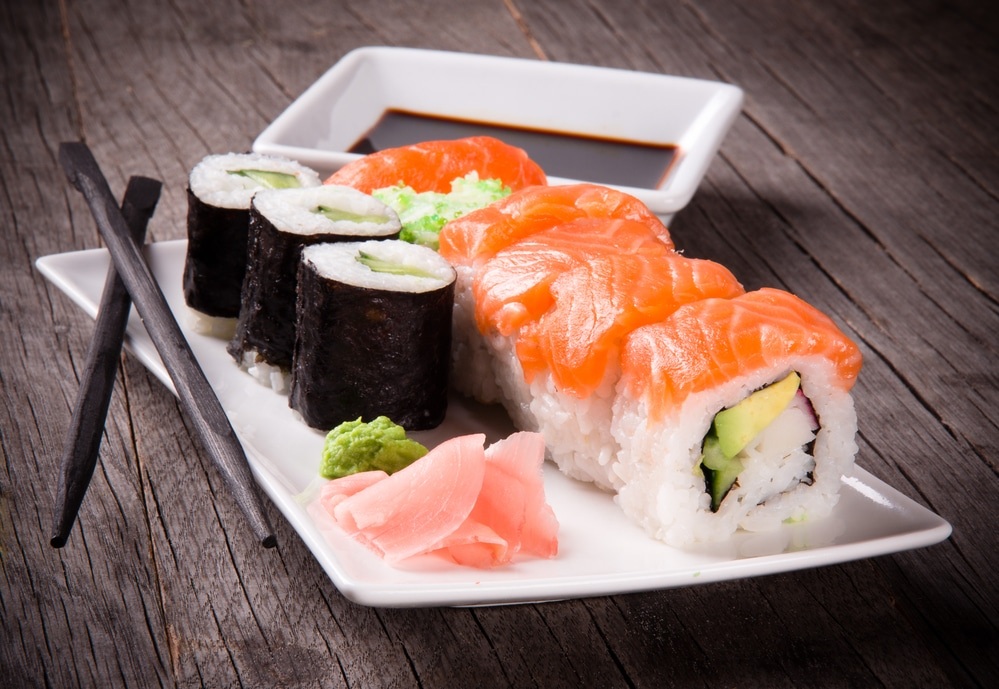 11 Amazing Health Benefits of Sushi