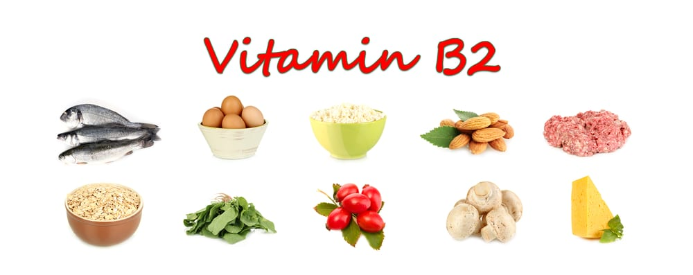 Vitamin B2 Benefits
