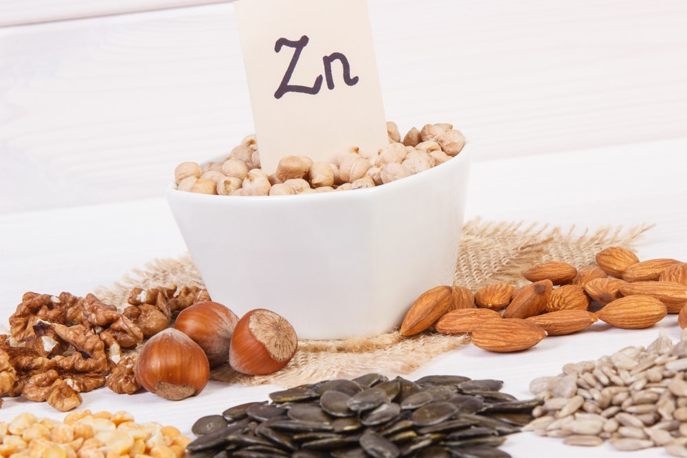 Zinc Food Sources