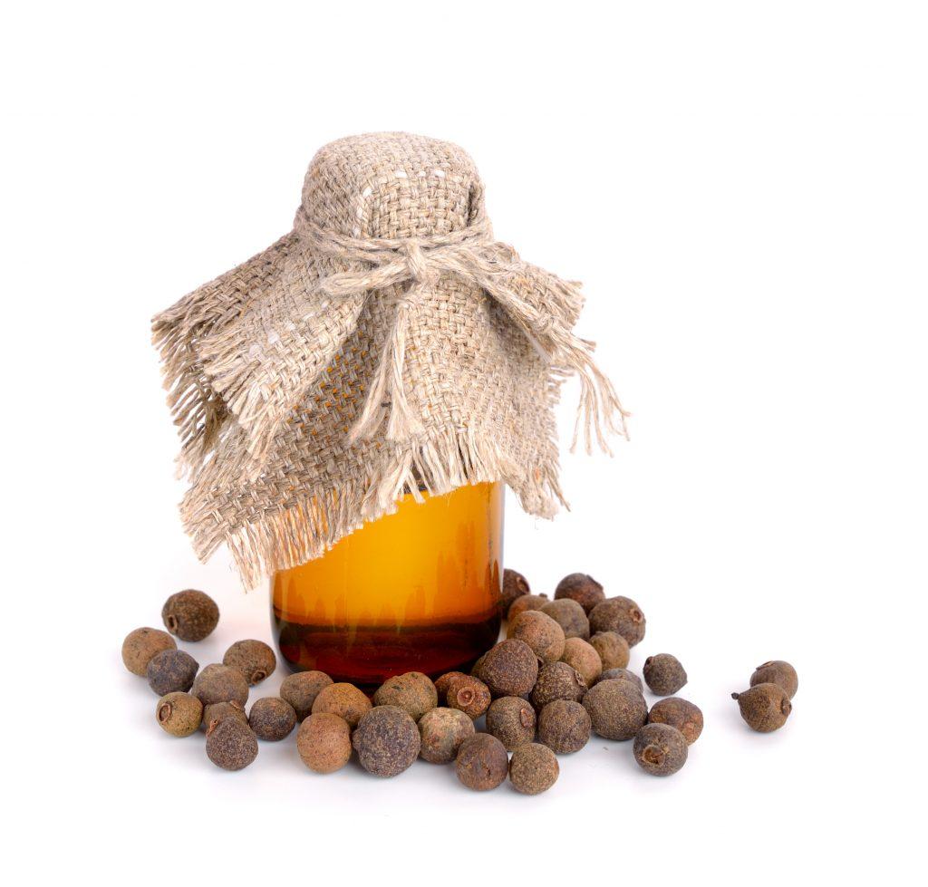 Benefícios incríveis do óleo essencial de pimenta da Jamaica