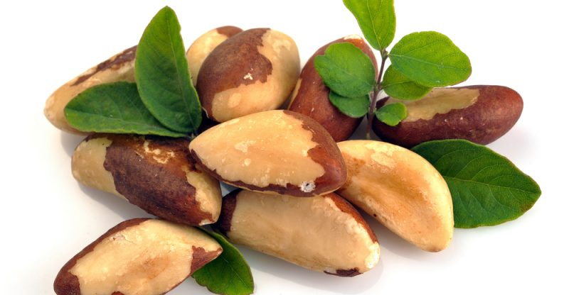 Brazil nuts good for thyroid