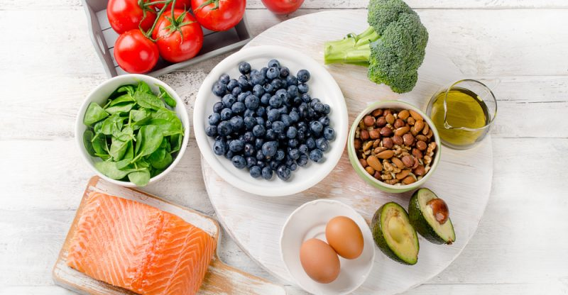 Healthy Food for brain