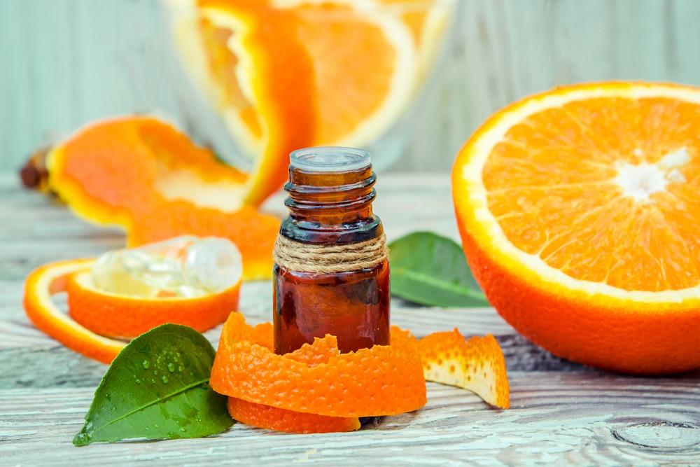 Benefícios incríveis do óleo essencial de laranja