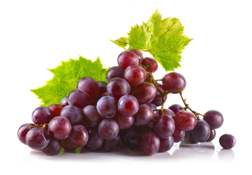 Red Grapes health benefits