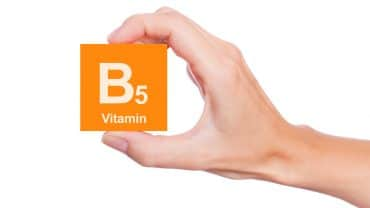 Vitamin B5 benefits