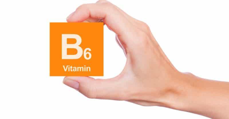 Vitamin B6 health benefits