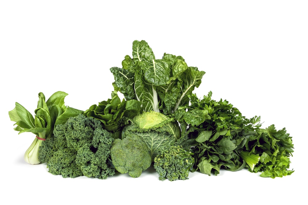 11 Amazing Health Benefits of Green Leafy Vegetables