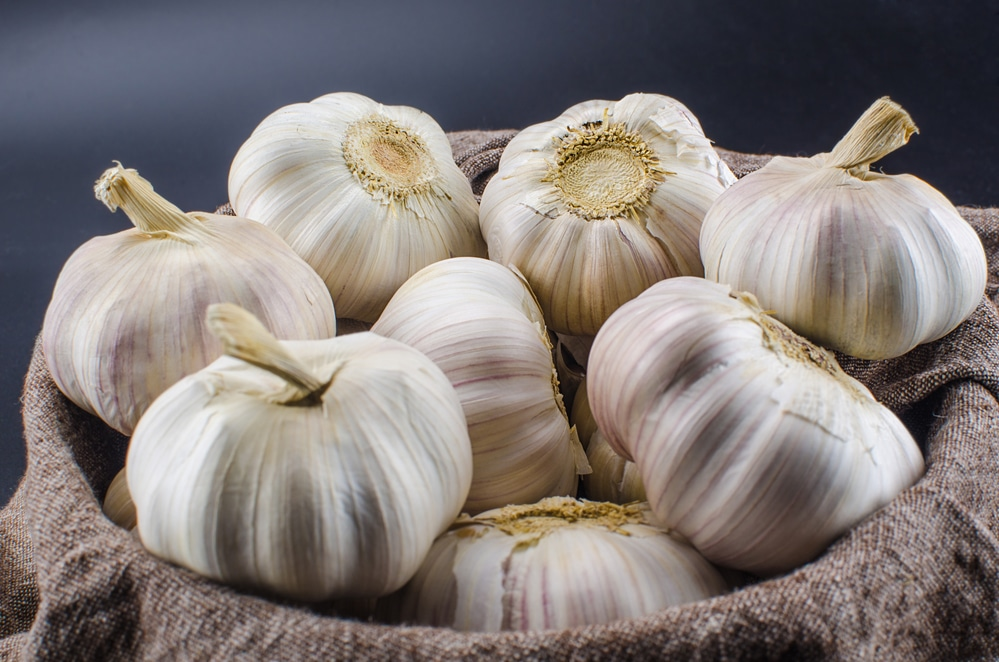 11 Benefícios para a saúde impressionantes do suco de alho