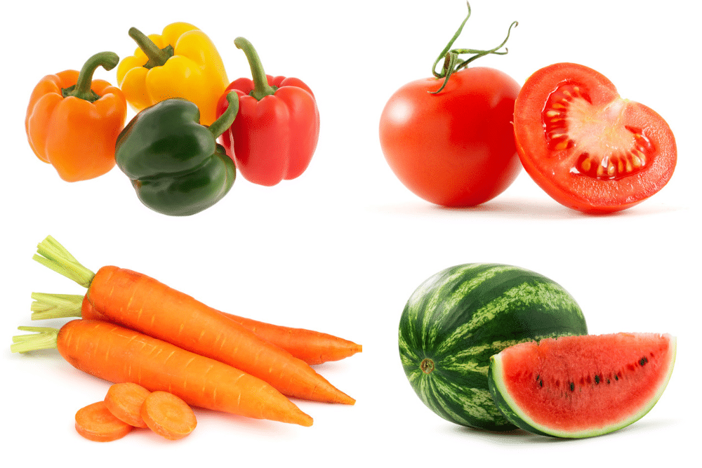 Foods that are Rich in Carotenoids