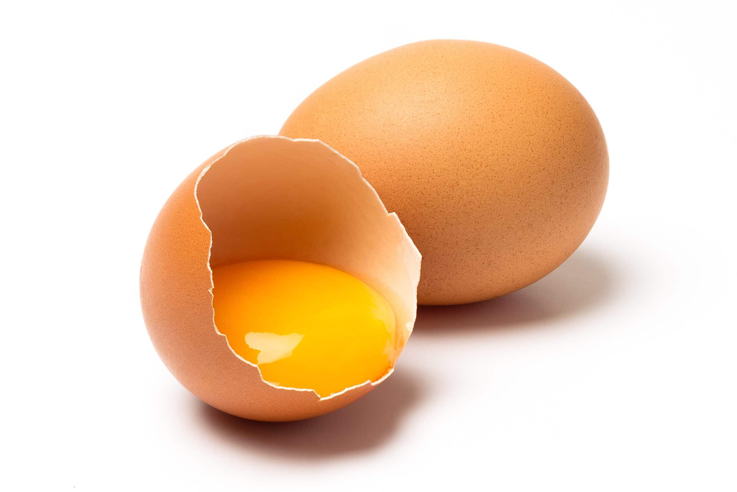 Health Benefits of Egg Yolks