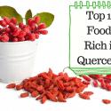 Top 16 Foods Rich in Quercetin