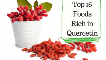 Top 16 Foods Rich in Quercetin