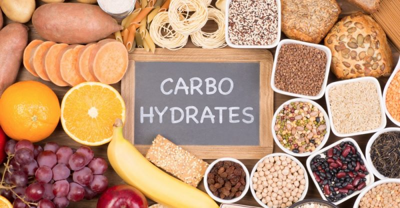 what foods have carbohydrates in