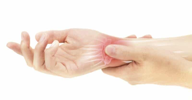 Wrist pain: Causes, Symptoms and Treatment