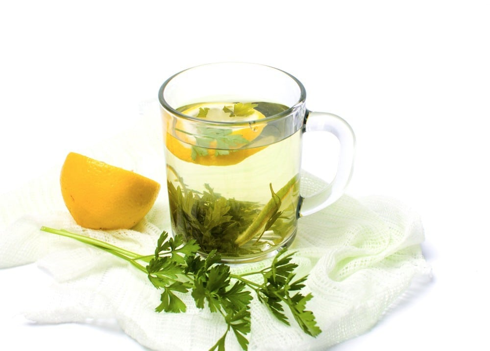 10 Amazing Benefits of Parsley Tea
