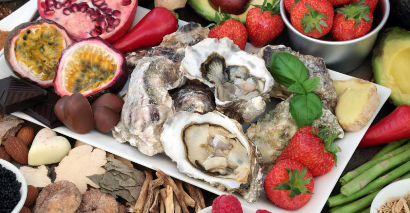 21 Aphrodisiac Foods To Improve Your Sex Life
